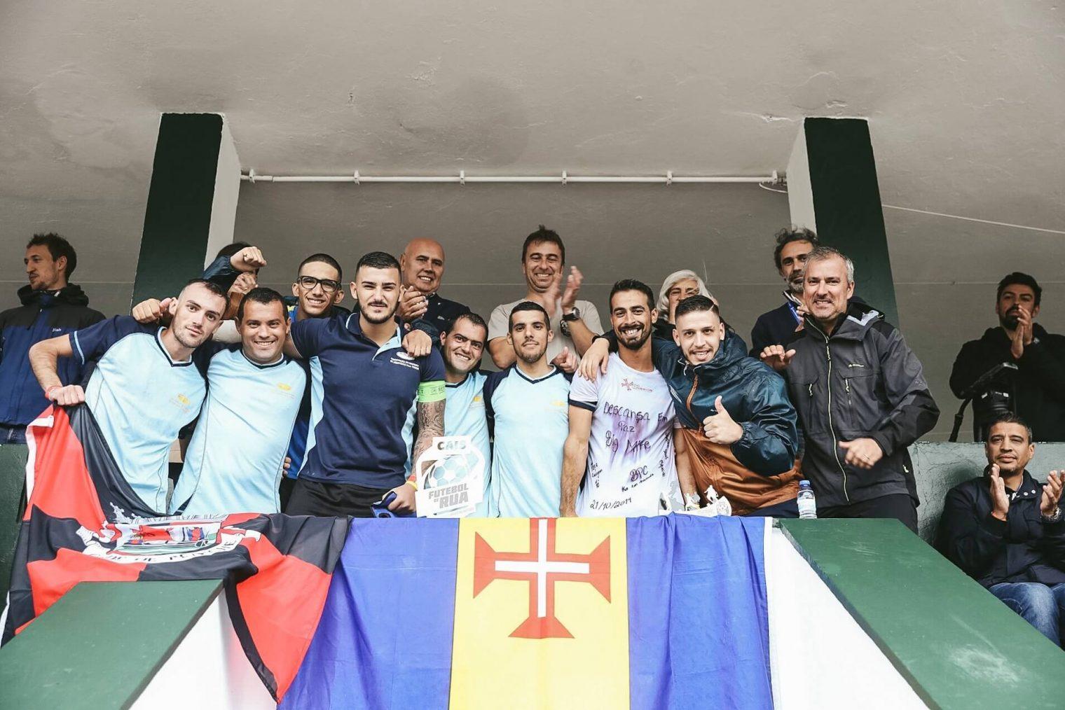 Madeira vence Final do Torneio de Futebol de Rua