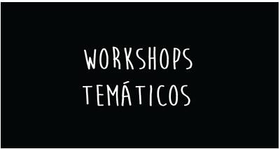 Workshops e Accoes