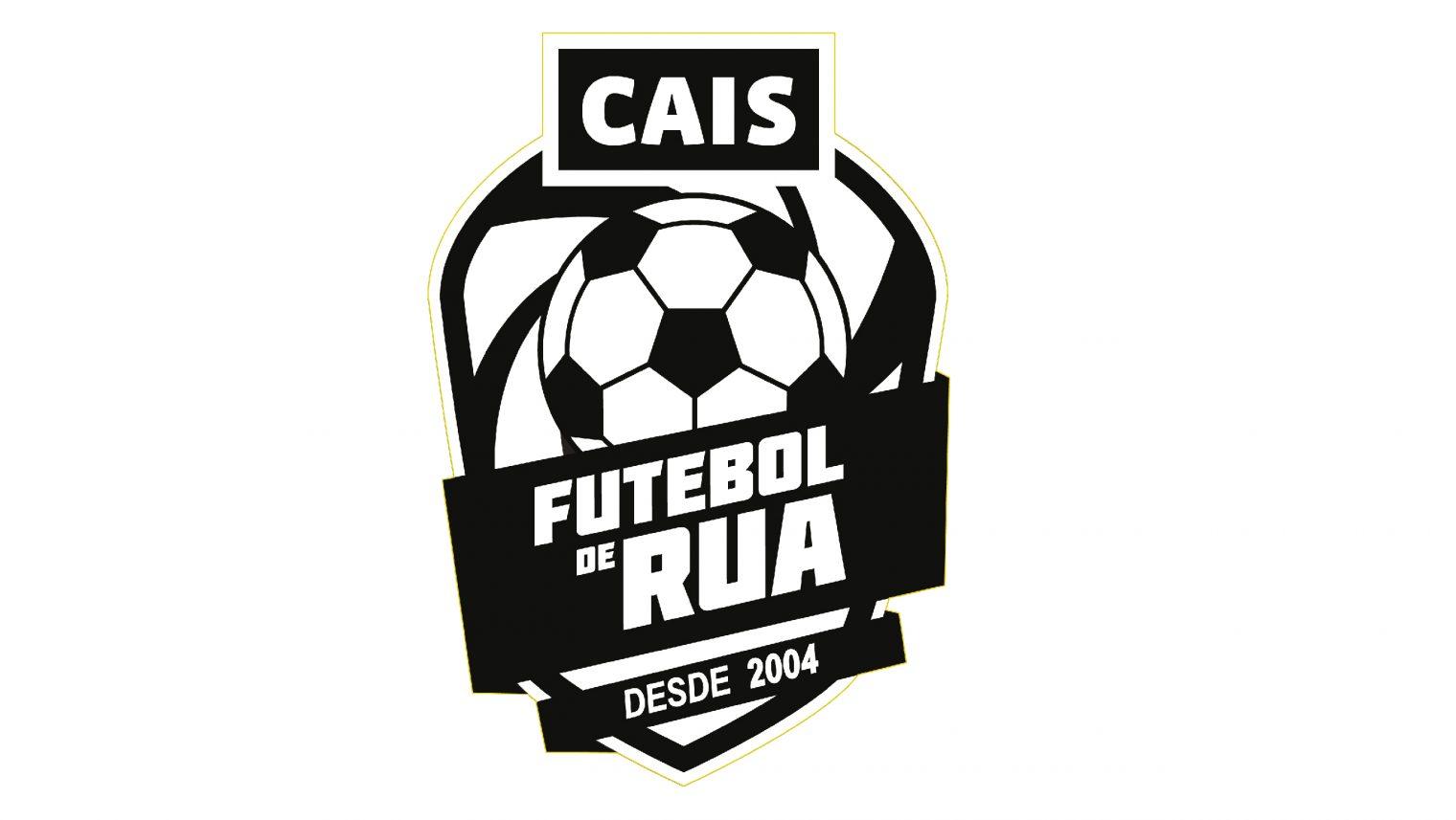 Logo futebol de rua 5 X 7